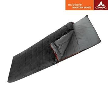 Vaude One Night Stand Basic - Saco de dormir básico negro negro Talla:izquierda: Amazon.es: Deportes y aire libre
