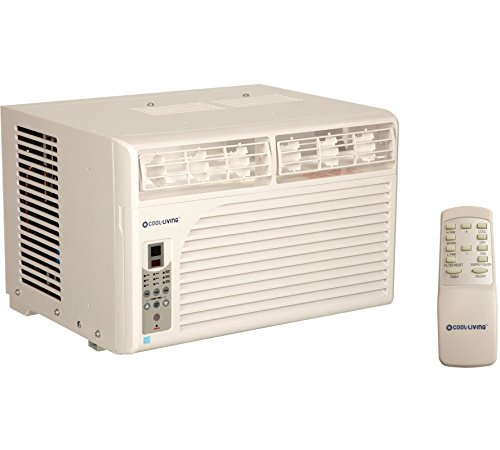 Cool Living AC 10,000 BTU Energy Star Window Mount Air Conditioner A/C + Remote by Cool Living