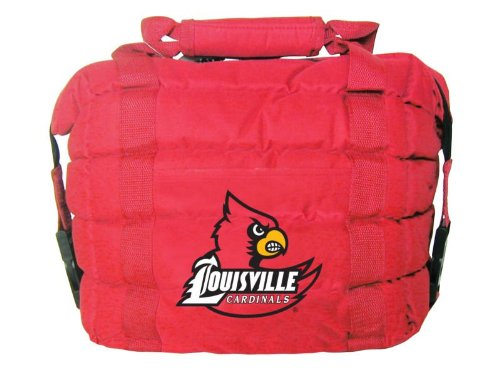 - Rivalry NCAA Louisville Cardinals Cooler Bag