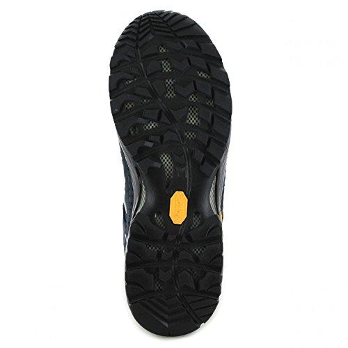 Meindl MUJER GTX limón Botas Trail exteriores Mujer azul gris oscuro senderismo Calzado SX 1 1 negro pvdvrqyw
