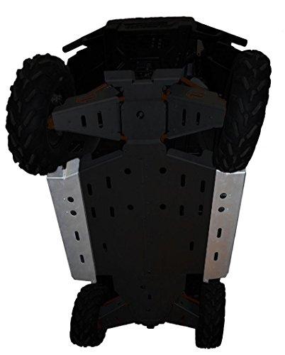 polaris ranger 900 skid plate - 7