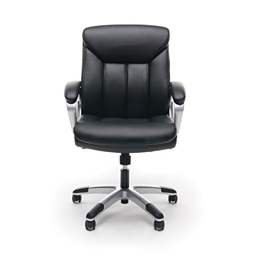 Essentials Leather Executive Computer Office Chair With