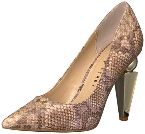 Katy Perry Women's The Memphis Pump Pale Mauve 6.5 M M US