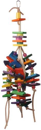 Super Bird Creations 18 by 7-Inch Stir it Up Bird Toy, Large