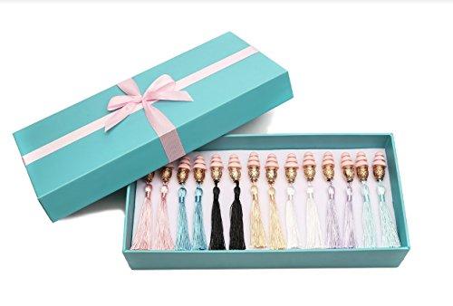 Breakfast at Tiffany's - Holly Tassel Ear Plugs Set in Technicolors (w/GiftBox) -