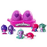 Hatchimals | CollEGGtibles | Season 1 Exclusives | 2 Pack | Glittering Garden Egg Carton Case | Styles May Vary | Ages 5+