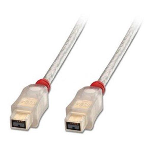 5 opinioni per Lindy 30756- Cavo Premium FireWire 800 9/9 Poli Beta, 2m