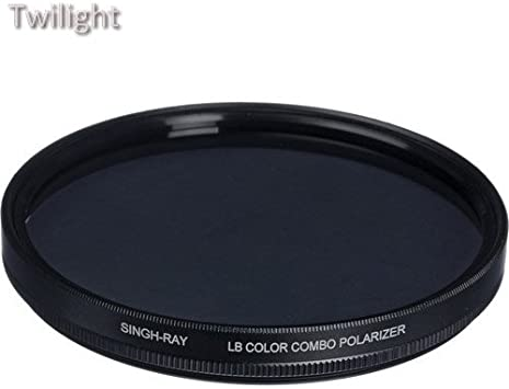 Singh-Ray 82mm LB Neutral Polarizer Filter Std