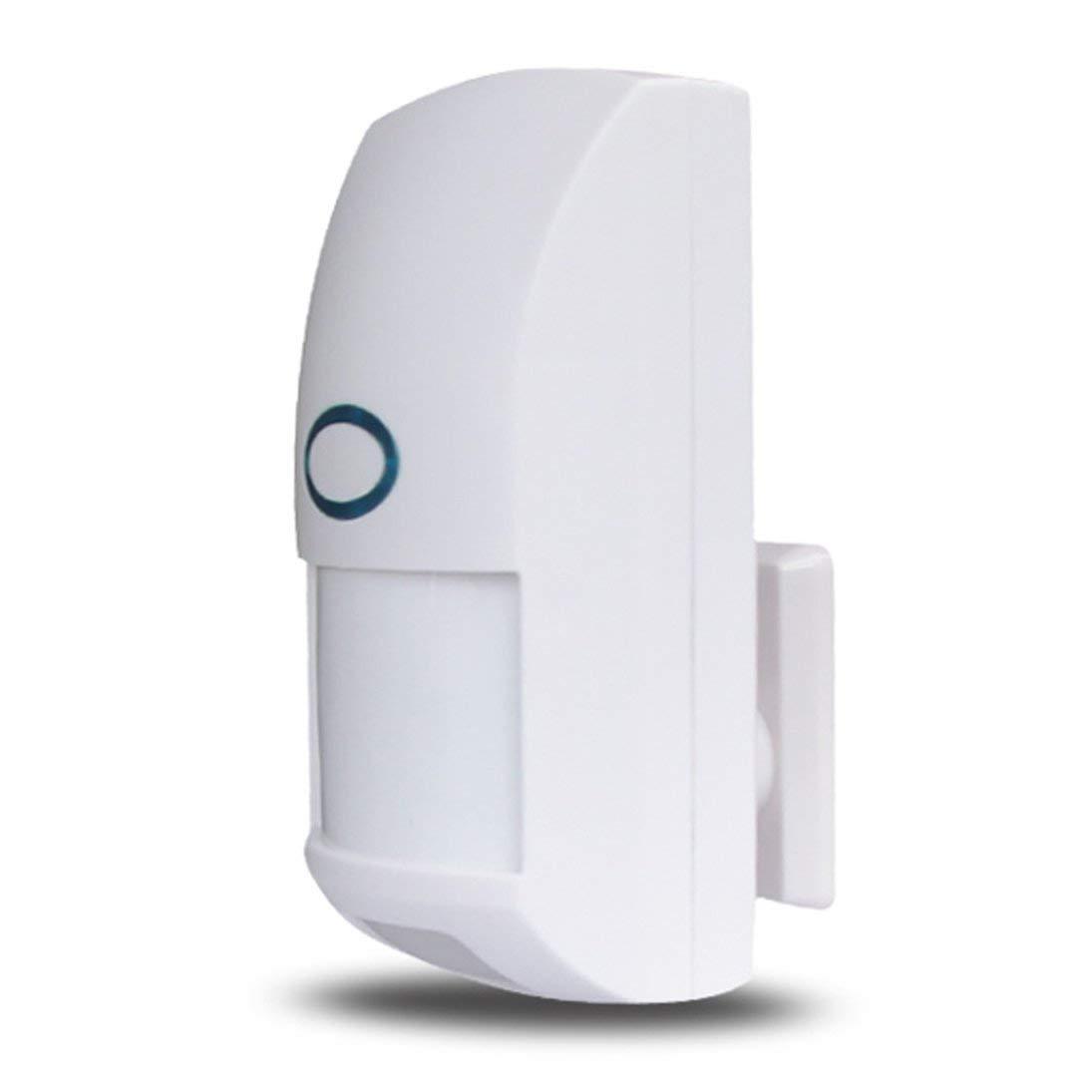 Detector PIR Inmune sensor inalámbrico CT60-433 anti-mascota del detector de infrarrojos de la sonda del cuerpo humano del animal doméstico para el sistema de alarma de seguridad