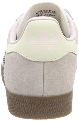 Adidas Damen Gazzella Fitnessschuhe, Rosa Grau (orchidea Tinta / Calzature Bianco / Gomma)