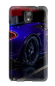 Theodore J. Smith's Shop Best Awesome Mclaren P1 In Blue Flip Case With Fashion Design For Galaxy Note 3 4210514K69191631