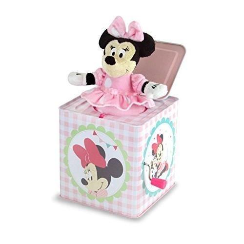 Kids Preferred Minnie Jack-in-the-box Instrument by Kids Preferred