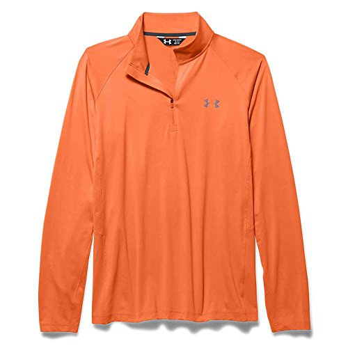 under-armour-coolswitch-thermocline-1-4-zip-top-mens-citrus-blast-large