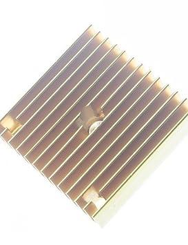 qxj® Impresora 3d accesorios 40 * 40 * 11 rápida disipación del ...
