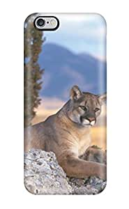 Excellent Iphone 6 Plus Case Tpu Cover Back Skin Protector Lion Photo