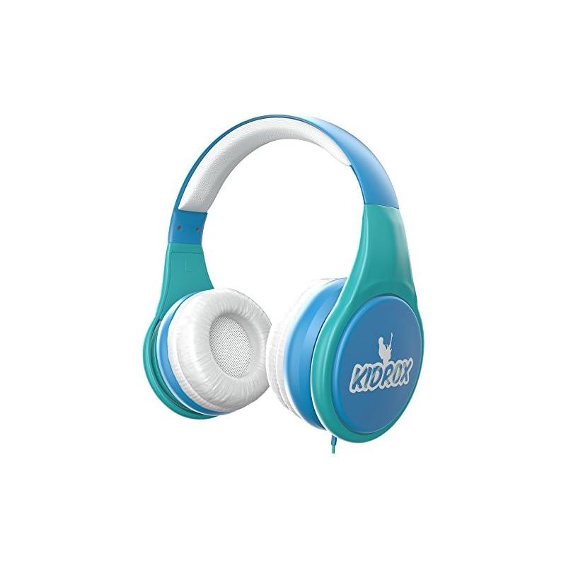 KidRox RS4 Kids Headphones 85dB Volume L