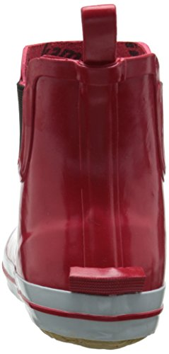 Kamik Sharonlo Signore Breve Tibia Stivali Di Gomma Rosso (rosso-rosso)