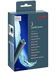 Jura Claris Smart-filtercartridge, grijs, 3,7 x 14 x 15 cm, verpakking van 3 stuks
