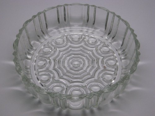 Vintage Clear Glass