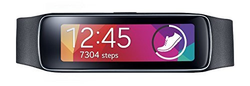 Click to buy Samsung Gear Fit Fitness Watch with Heart Rate Monitor - Black (Certified Refurbished) - From only $78.95