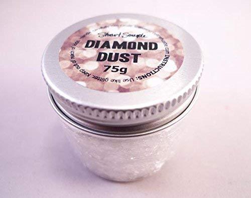 The World's Most Glittery Glitter- 75g Diamond dust by Stuart Semple