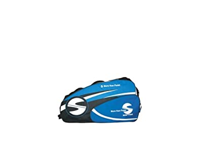 Softee 0014011 Paletero de pádel, Unisex Adulto, Azul/Negro/Blanco, Talla Única: Amazon.es: Zapatos y complementos