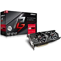 ASRock Phantom Gaming X Radeon RX 570 DirectX 12 8GB 256-Bit Video Card + AMD 3 GAMES Bundle