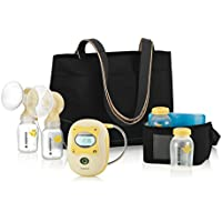 Medela Freestyle Double Electric Hands-Free Memory Button Breastpump
