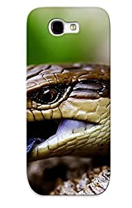 Galaxy Note 2 Bluetongued Skink Print High Quality Tpu Gel Frame Case Cover For New Year's Day