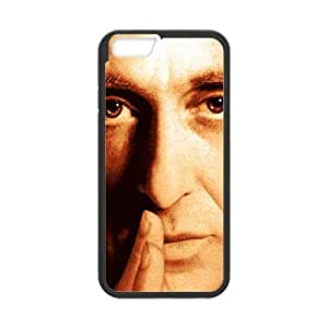 iPhone 6 Plus 5.5 Inch Cell Phone Case Black Godfather Q0286736