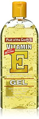 Fruit Of The Earth Vitamin-E Gel 12oz. (3 Pack)