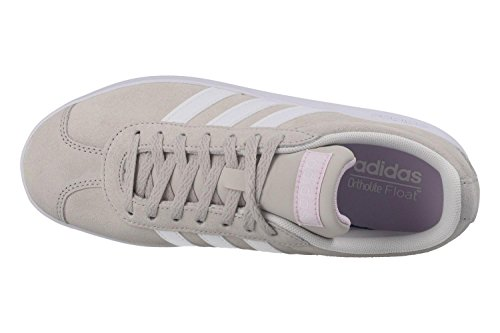 Adidas Damen Vl Court 2.0 Fitnessschuhe Rosa (chapea / Ftwwht / Aerpnk Chapea / Ftwwht / Aerpnk)