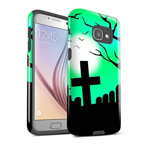 STUFF4 Gloss Tough Shock Proof Phone Case for