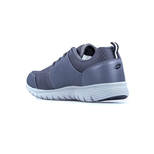 Blk Men's Easy Running Zest Grey Shoes Ii Asphalt Black Lotto wzFqpw