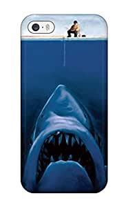 Fashion KcOiWnC6635GNjPf Case Cover For Iphone 5/5s(funny Shark )