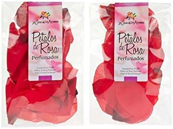 Bolsita de pétalos de rosas perfumadas - Set de 2 bolsas ...