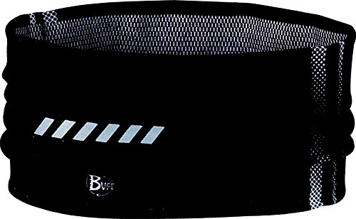 Buff Adult UV Reflective Headband Headwear One Size R-Stadi Black