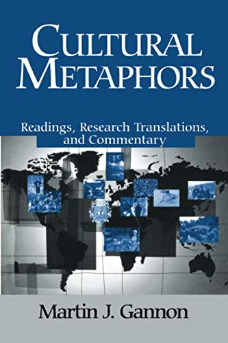 Cultural Metaphors: Readings, Research Translations, and Commentary (NULL)