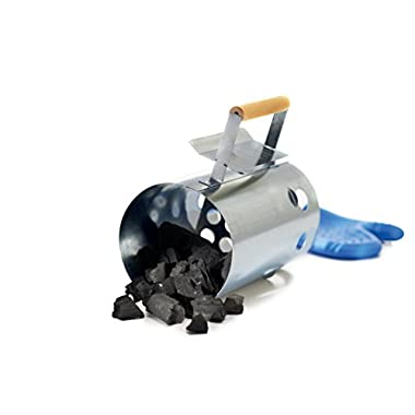 GrillPro 39470 Chimney Style Charcoal Starter