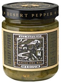 Desert Pepper - Authenticl Medium Salsa Del Rio - 16 oz.