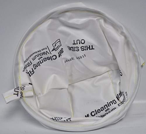Beam 2725 Central Vacuum Inverted 11 Inch Filter Bag ()