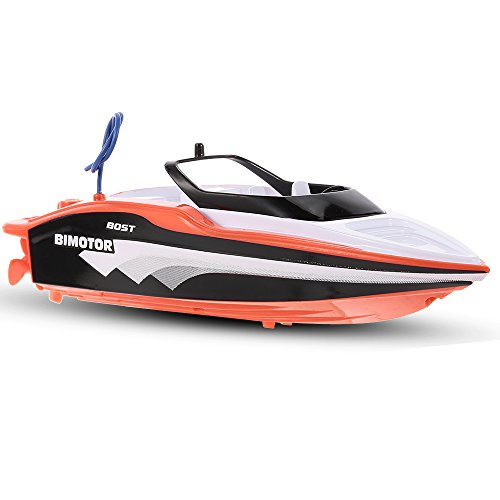 Goolsky Create Toys ラジコン レーシング船 ボート リモートスピードボート 3392M ミニラジコンコントロール 電動 RCレーシング ボート RTR おもちゃ