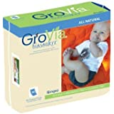 GroVia BioSoaker Pad for Cloth Diapering (50 count)