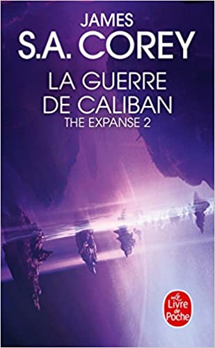 the expanse 2 Caliban james s.a. corey recensione audiolibro
