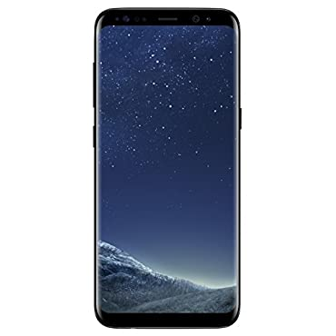Samsung Galaxy S8 SM-G950F 64GB GSM Unlocked Phone (Midnight Black)