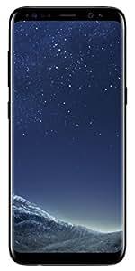 Samsung Galaxy S8 SM-G950F Unlocked 64GB - International Version/No Warranty (GSM) (Midnight Black)