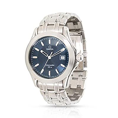 Omega Seamaster Quartz Male Watch 2511.81 (Certified Pre-Owned) from Omega