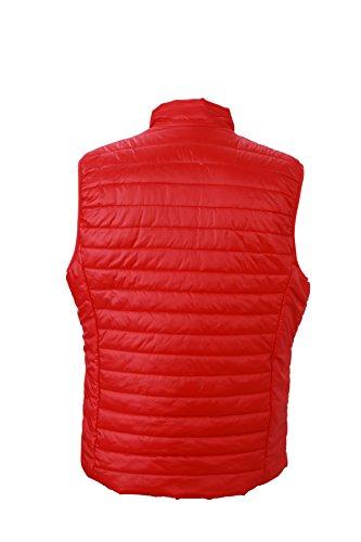 Dupont™ Vest Reversibile In Ovatta Con Red Sorona® Imbottitura carbon Lightweight Giubbotto Leggero Men's Uomo RUP0qwgw