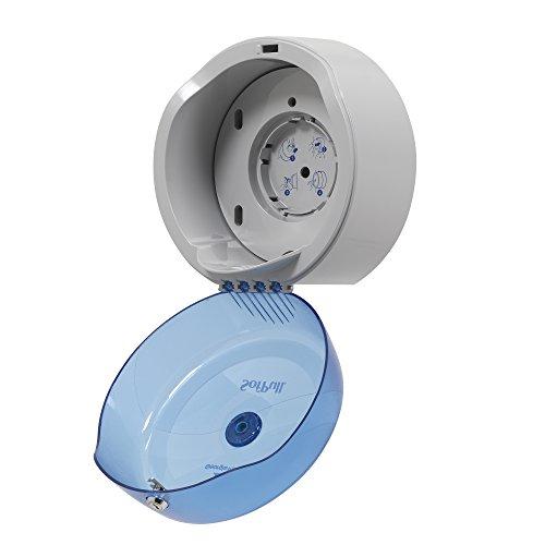 Georgia-Pacific SofPull 56500 Splash Blue High-Capacity Centerpull Bathroom Tissue Dispenser: Cleaning Supplies Dispensers: Amazon.com: Home Improvement