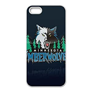 diy zhengCool-Benz minnesota timberwolves Phone case for iphone 5/5s/